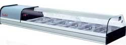 Холодильные витрины MOVILFRIT