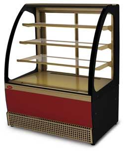 Классификация холодильных витрин