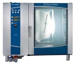 Пароконвектоматы Electrolux